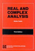 Real and Complex Analysis