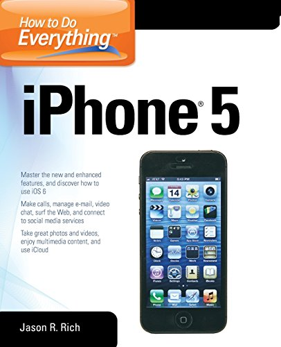 How to Do Everything: iPhone 5 - Jason R. Rich