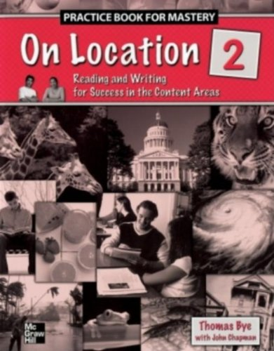 On Location - Level 2 Practice Book for Mastery (Bk. 2) - Thomas Bye; John Chapman