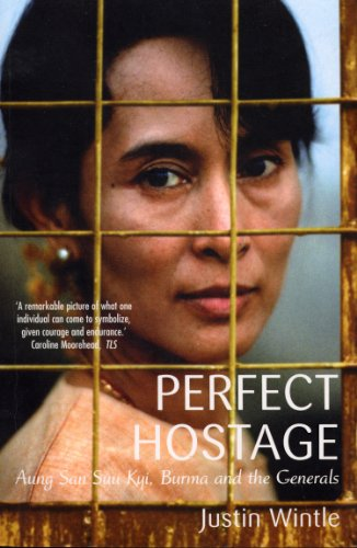 Perfect Hostage - Justin Wintle