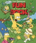 Simpsons' Fun in the Sun Book