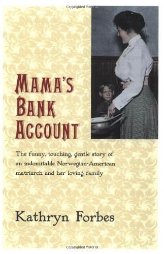 Mama's Bank Account (Harvest/HBJ Book) - Kathryn Forbes