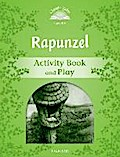 Rapunzel Activity Book and Play