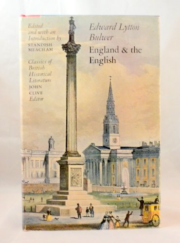 England and the English (Classics of British Historical Literature)