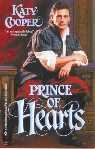 Prince Of Hearts (Historical, 525) - Katy Cooper