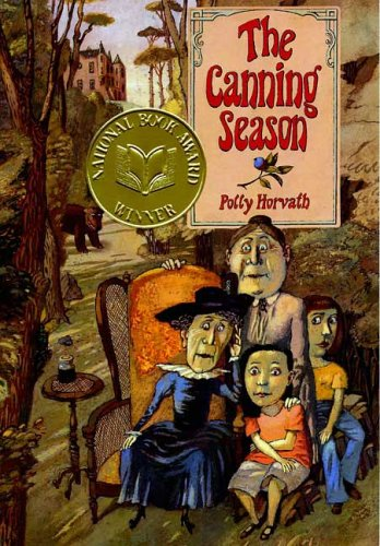 The Canning Season - Polly Horvath