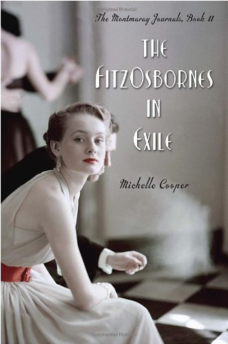 The FitzOsbornes in Exile (The Montmaray Journals) - Michelle Cooper