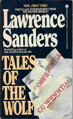 Tales of the Wolf - Lawrence Sanders