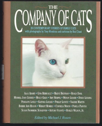 Company of Cats, The - Michael J. Rosen
