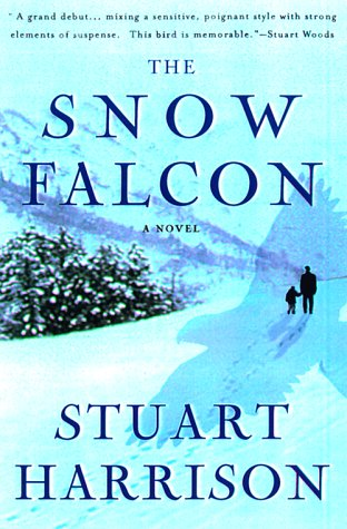 The Snow Falcon - Stuart Harrison