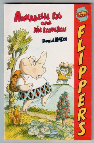 Annabelle Pig and the Travellers (Flippers)