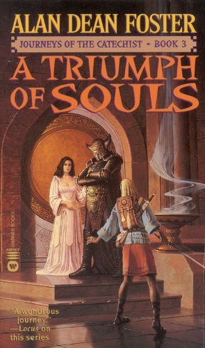 A Triumph of Souls (Journeys of the Catechist) - Alan Dean Foster