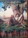 The Adventures Of Tom Sawyer (Illustrated Junior Library) - Mark Twain
