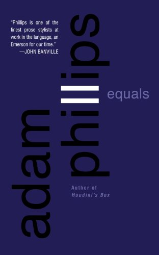 Equals - Adam Phillips