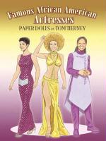Famous African-American Actresses Paper Dolls