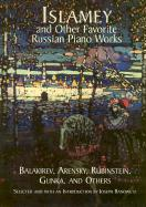 Islamey and Other Favorite Russian Piano Works