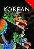 Colloquial Korean: The Complete Course for Beginners [With Paperback Book]