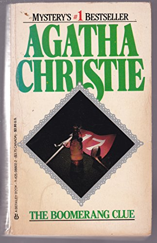 The Boomerang Clue - Agatha Christie