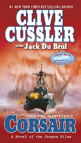 Corsair (The Oregon Files) - Clive Cussler, Jack Du Brul