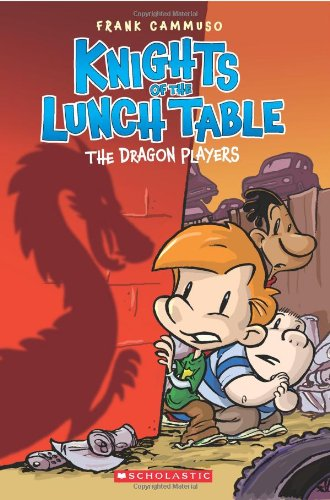 Knights of the Lunch Table #2: The Dragon Players - Frank Cammuso