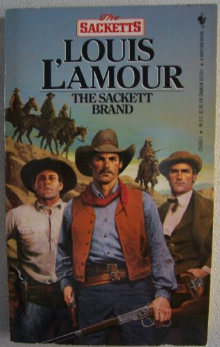 Sackett Brand,the - Louis L'Amour