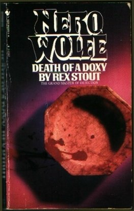 Death of a Doxy - Rex Stout