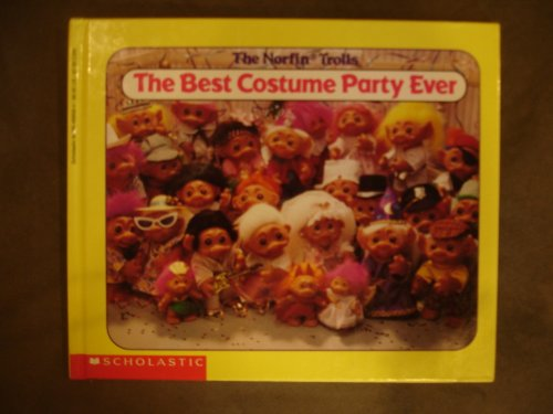 The Norfin Trolls: The Best Costume Party Ever - Mitzy Kafka