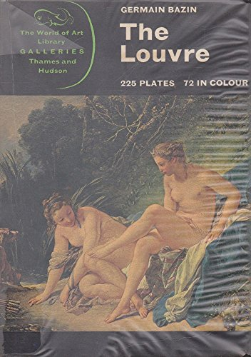 The Louvre - Germain Bazin