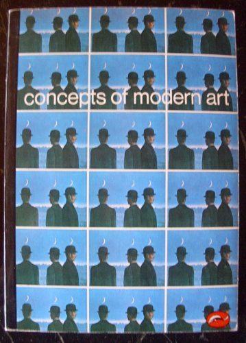 Concepts of Modern Art (World of Art) - Nikos Stangos