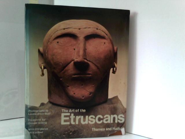 The Art of the Etruscans - Moretti, Mario