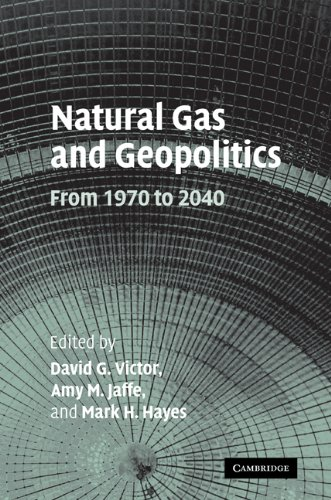 Natural Gas And Geopolitics Pb - Vv.Aa.