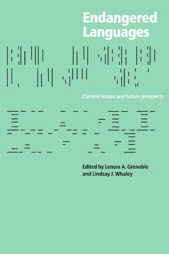 Endangered Languages: Language Loss and Community Response - Lenore A. Grenoble; Lindsay J. Whaley