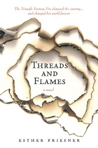 Threads and Flames - Esther Friesner