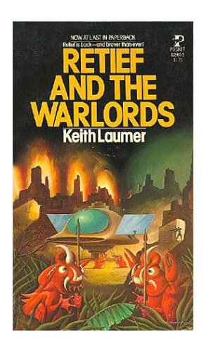 Retief and the Warlords (Jaime Retief Series #4) - Keith Laumer