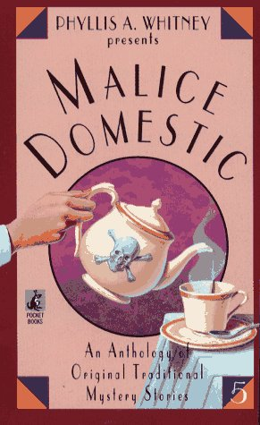 Malice Domestic 5 - Phyllis A. Whitney