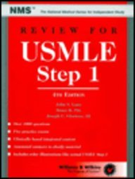 Review for Usmle: United States Medical Licensing Examination, Step 1 (National Medical Series for Independent Study) - John S. Lazo; Bruce R. Pitt; Joseph C. Glorioso