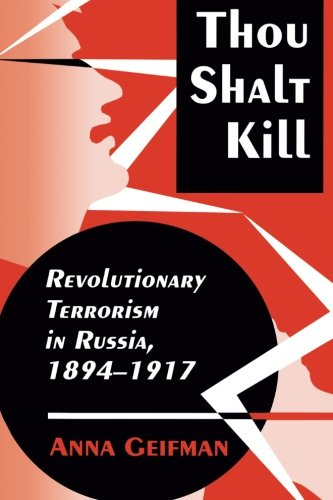 Thou Shalt Kill - Anna Geifman
