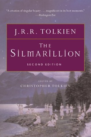The Silmarillion - J.R.R. Tolkien