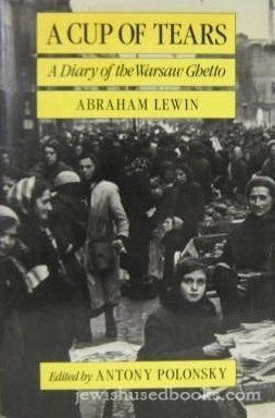 A Cup of Tears: A Diary of the Warsaw Ghetto - Abraham Lewin; Antony Polonsky