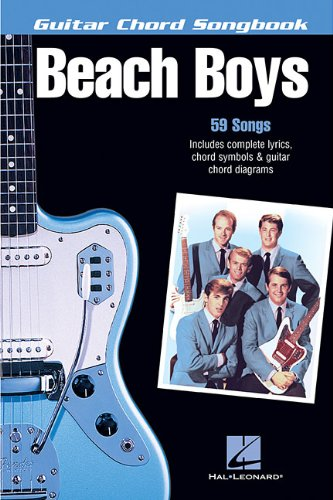 BEACH BOYS 6X9               GUITAR CHORD SONGBOOK - The Beach Boys