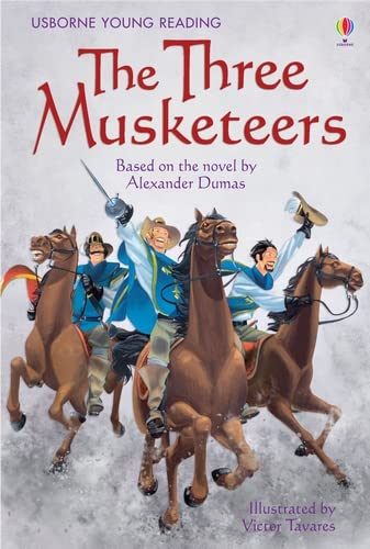 The Three Musketeers (Young Reading Series 3) - Rebecca Levene,Victor Tavares