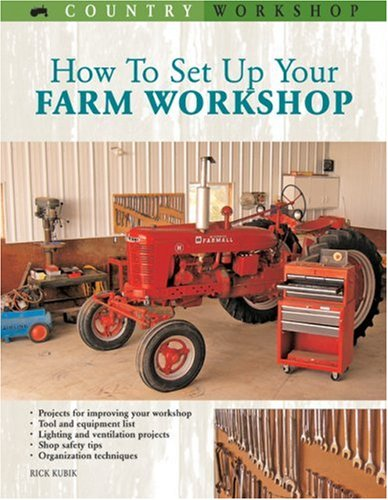 How To Set Up Your Farm Workshop (Country Workshop) - Rick Kubik