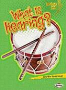 What Is Hearing? - Boothroyd, Jennifer