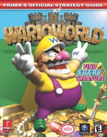 Wario World (Prima's Official Strategy Guide) - Bryan Stratton; Stephen Stratton