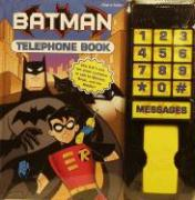 Batman: Tell-A-Riddle Telephone Book - Kavanagh, Terry