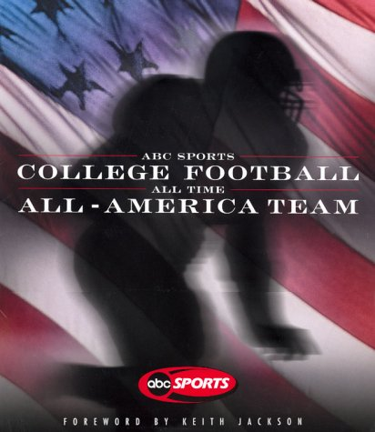 ABC Sports College Football All Time All-America Team - Mark Vancil; Keith Jackson