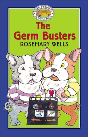 Yoko  &  Friends School Days: The Germ Busters - Book #6 (Yoko and Friends--School Days) - Rosemary Wells