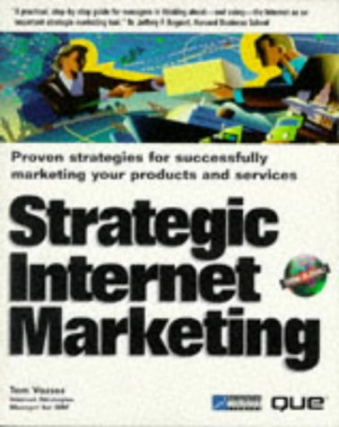 Strategic Internet Marketing - Tom Vassos