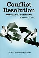 Conflict Resolution: Concepts and Practices