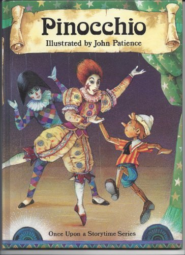 Pinocchio (Once Upon a Storytime Series) - John Patience